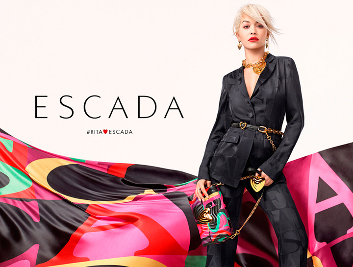 b4a00e2988 IT S ALL ABOUT YOU! LUXURY MEETS THE A NEW OF SENSUALITY. THE FINEST  FABRICS AND THE FEMININE TOUCH OF ESCADA WILL CREATE THE PERFECT LOOK FOR  YOU. As one ...